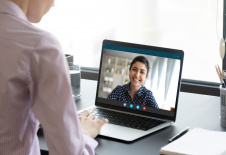 5 tips for mastering your online interview