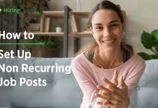 How to Set Up Single Job Posting Packages