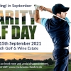 A Charity Golf Day VIP Offer