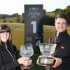 Mathew Milligan & Rhian Barton Win at Student Greenkeeper of the Year Awards