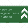 INCREASED WAGE RATES