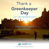 International Thank A Greenkeeper Day
