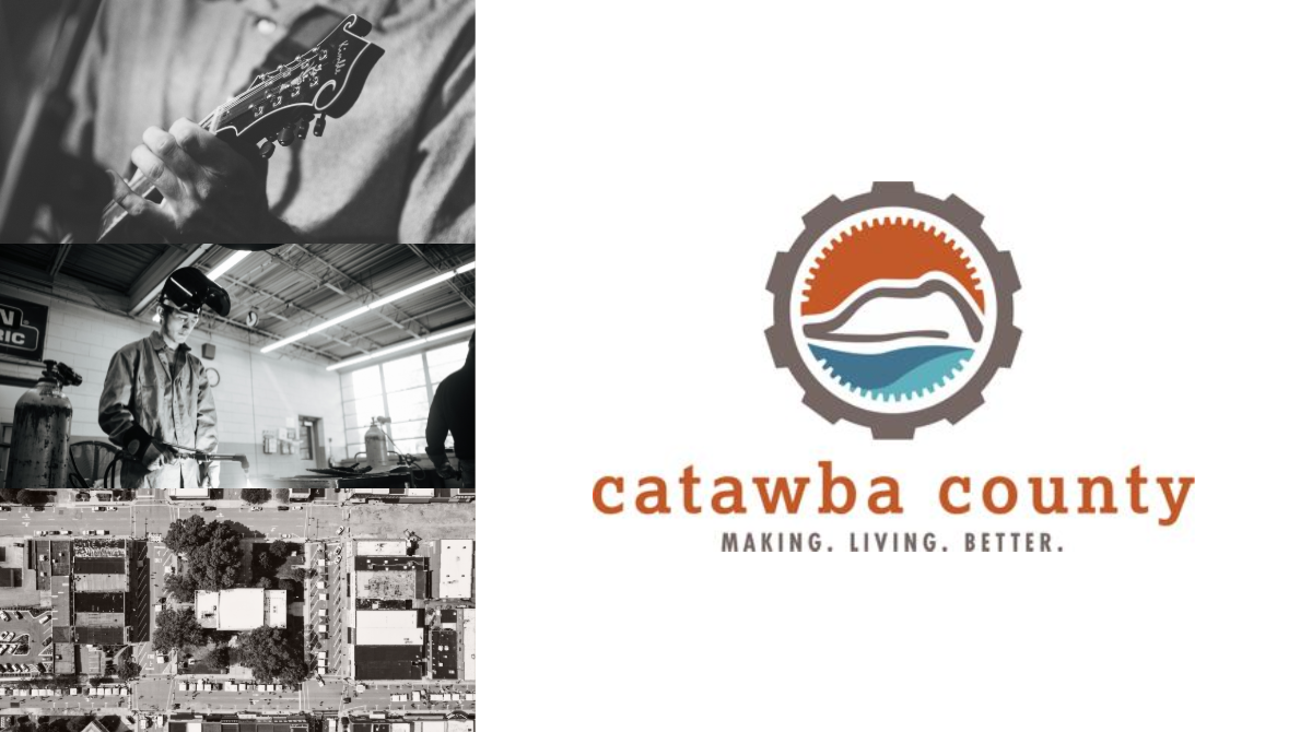 Catawba County Talent Connect web