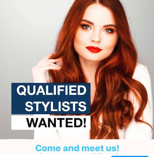 qualified stylist wanted
