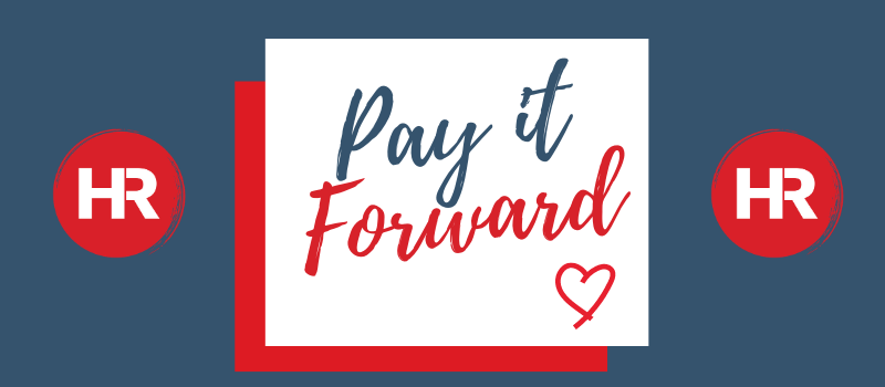 Pay It Forward for Melbourne