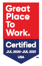 Great Place To Work 102020