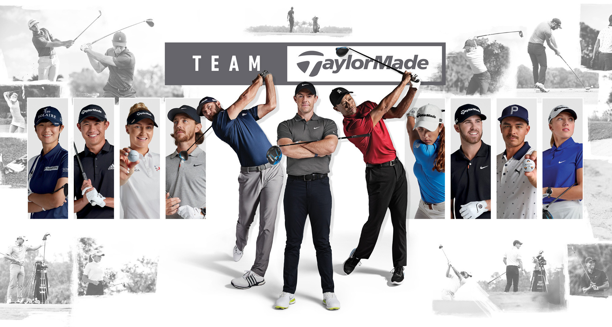 TaylorMade Banner 2021