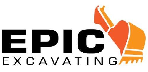 Epic Excavating logo
