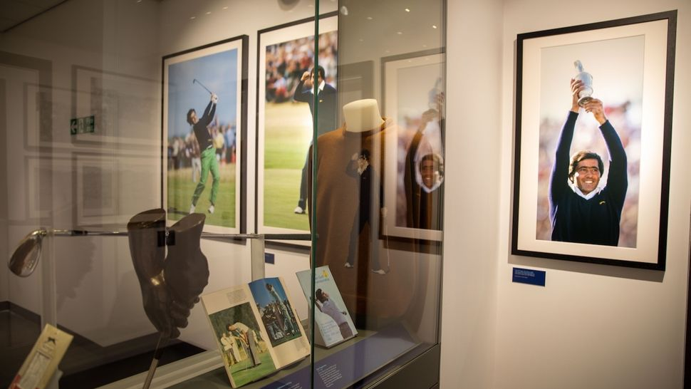 Seve Exhibition