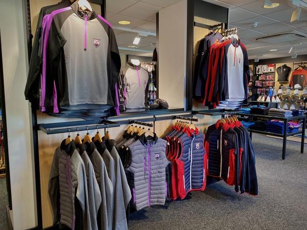 NB Pro Shop